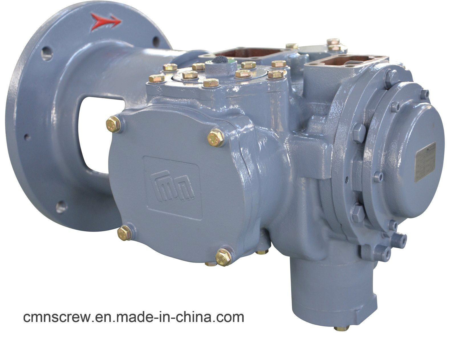 Micro Oil Screw Air Compressor (CMN Series)