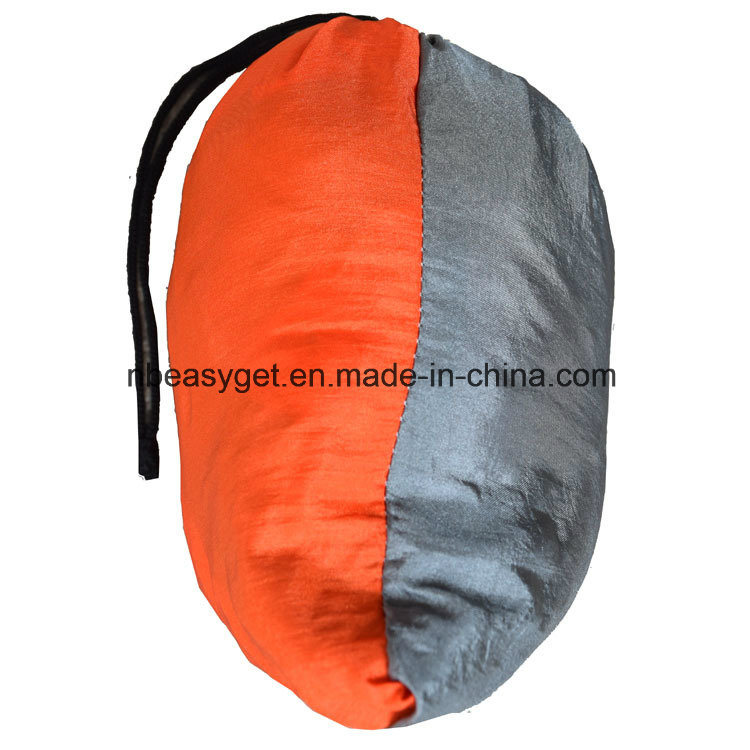 Single & Double Camping Hammock with Hammock Tree Straps, Portable Parachute Nylon Hammock for Backpacking Travel