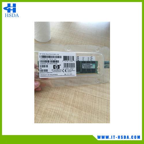 726722-B21 32GB (1X32GB) Quad Rank X4 DDR4-2133 Memory for Hpe