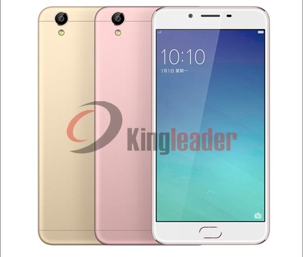 5.5inch 4G FDD Quad-Core Android 6.0 Smartphone with Ce (V12)