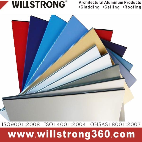 Willstrong 5mm ACP for Curtain Wall