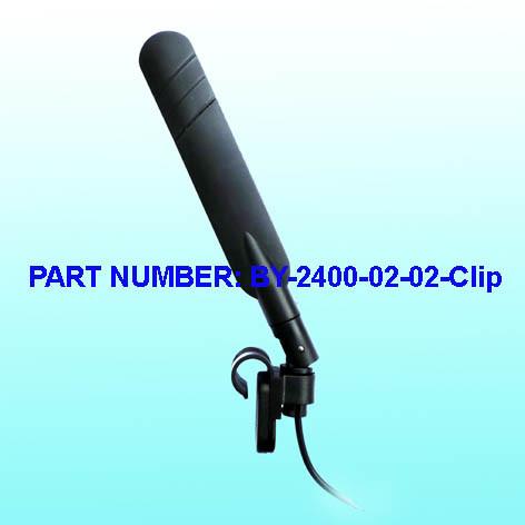 8dB WiFi Horn Antenna with SMA Male High dBi WiFi Antenna