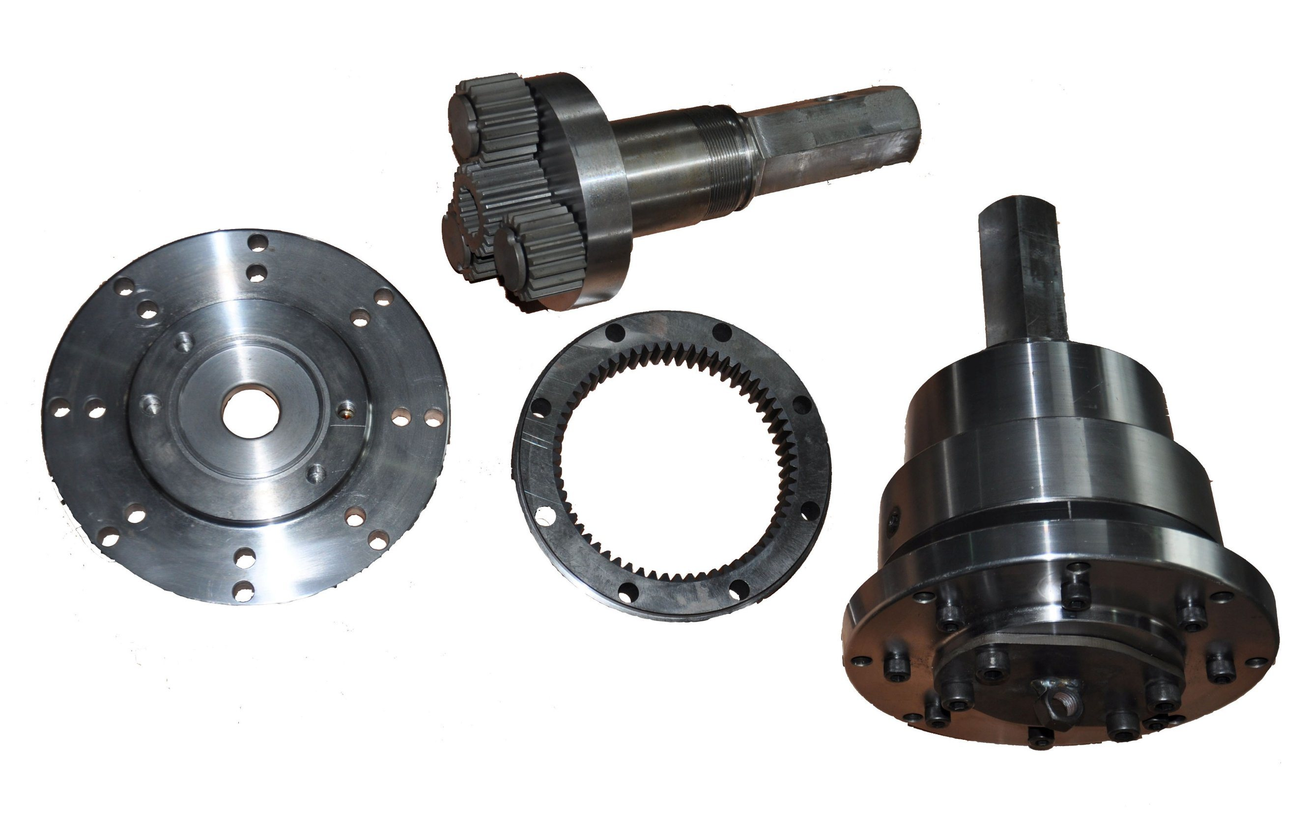 Planet Gear Reducer