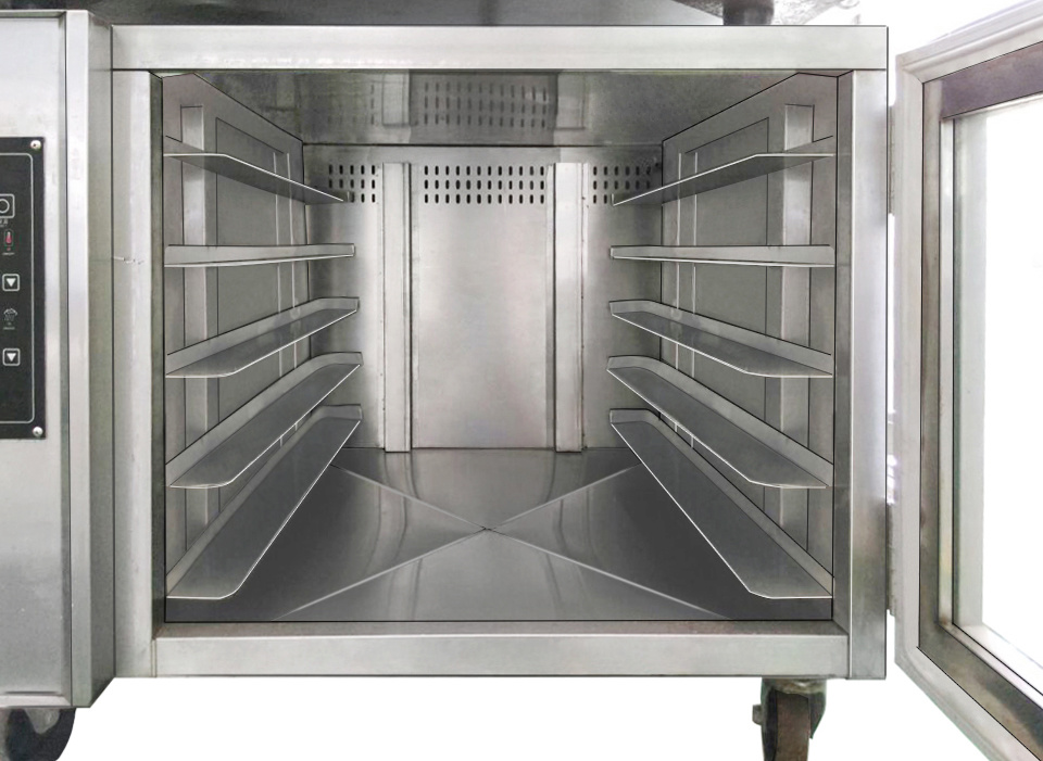 Hot Selling 5 Decks Baking Oven in Bakery Machine/Convection Oven /Bakery Oven