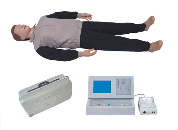Advanced Medical Comprehensive First Aid CPR Training Manikin