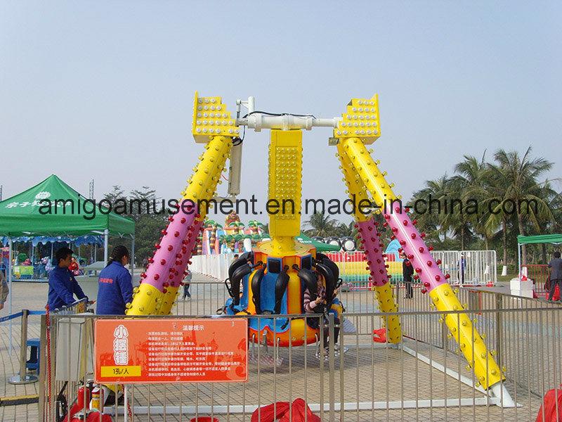 Crazy Pendulum Ride for Adult and Kids Amusement Park Equipment