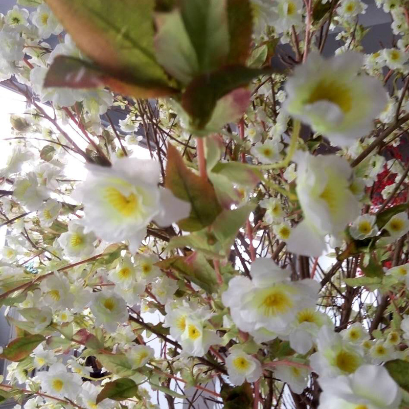 Hot Sale Hotel Wedding Decorative Outdoor Artificial Cherry Blossom Tree