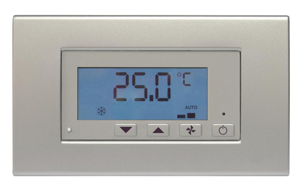 HVAC Digital Remote Air Conditioner Thermostat (HTW-61-EW001)