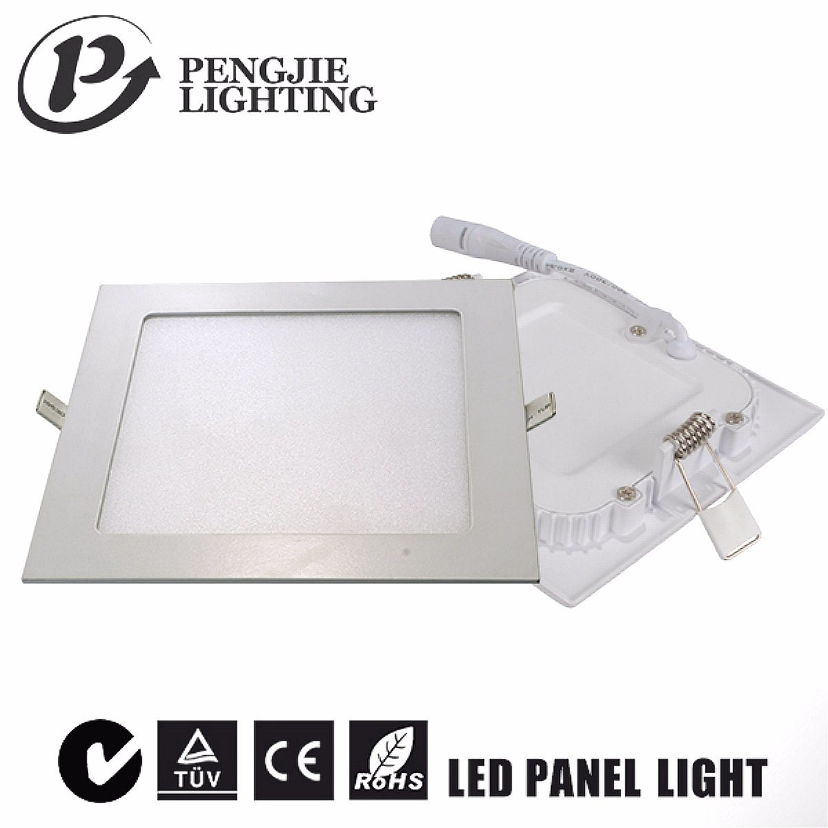 6W Square LED Panel Light Ultra Thin LED Panel