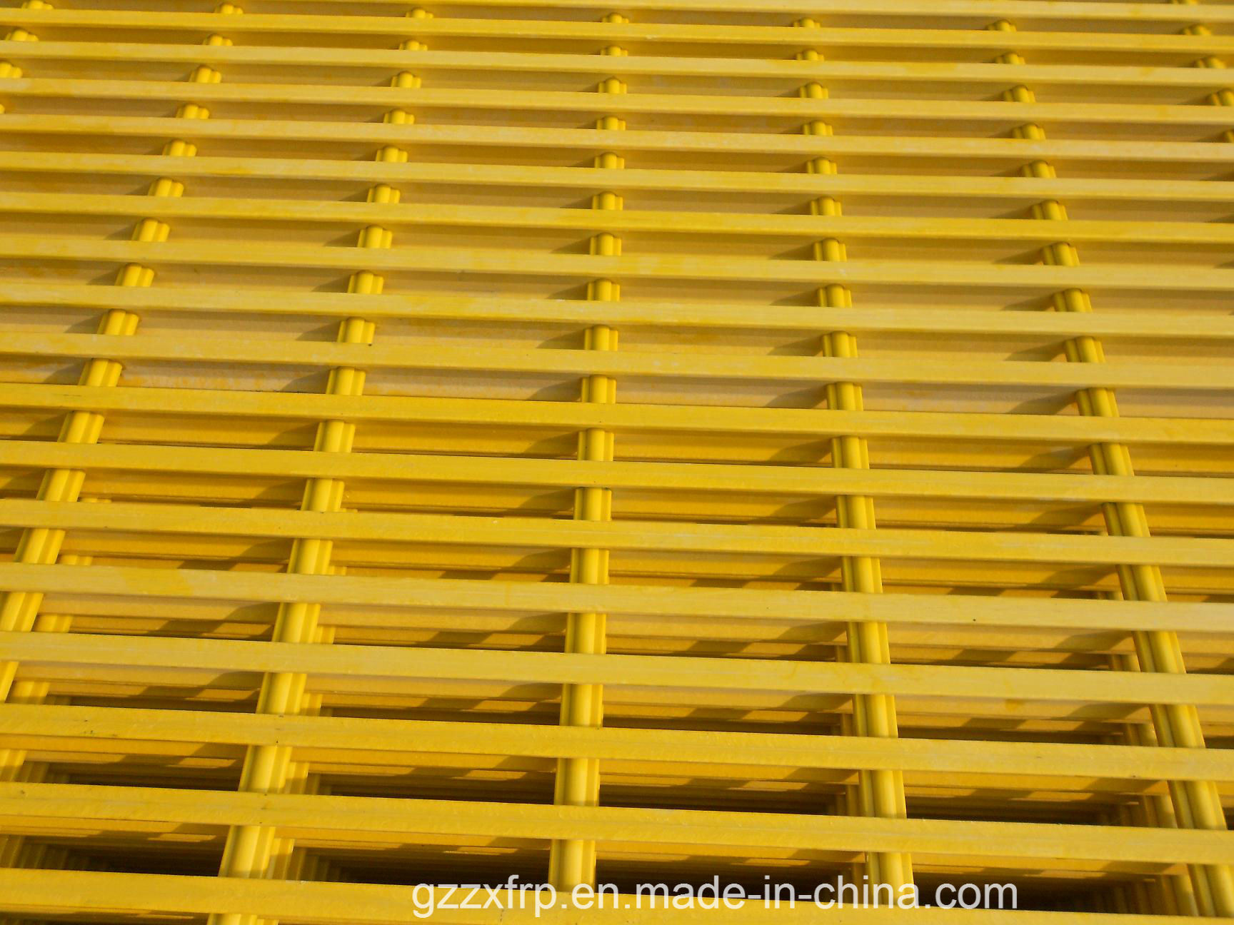 FRP/Fiberglass Pultruded Grating for Widely Use