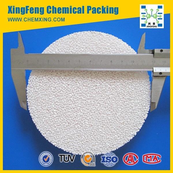 Alumina Casting Alumina Foam Ceramics Filter