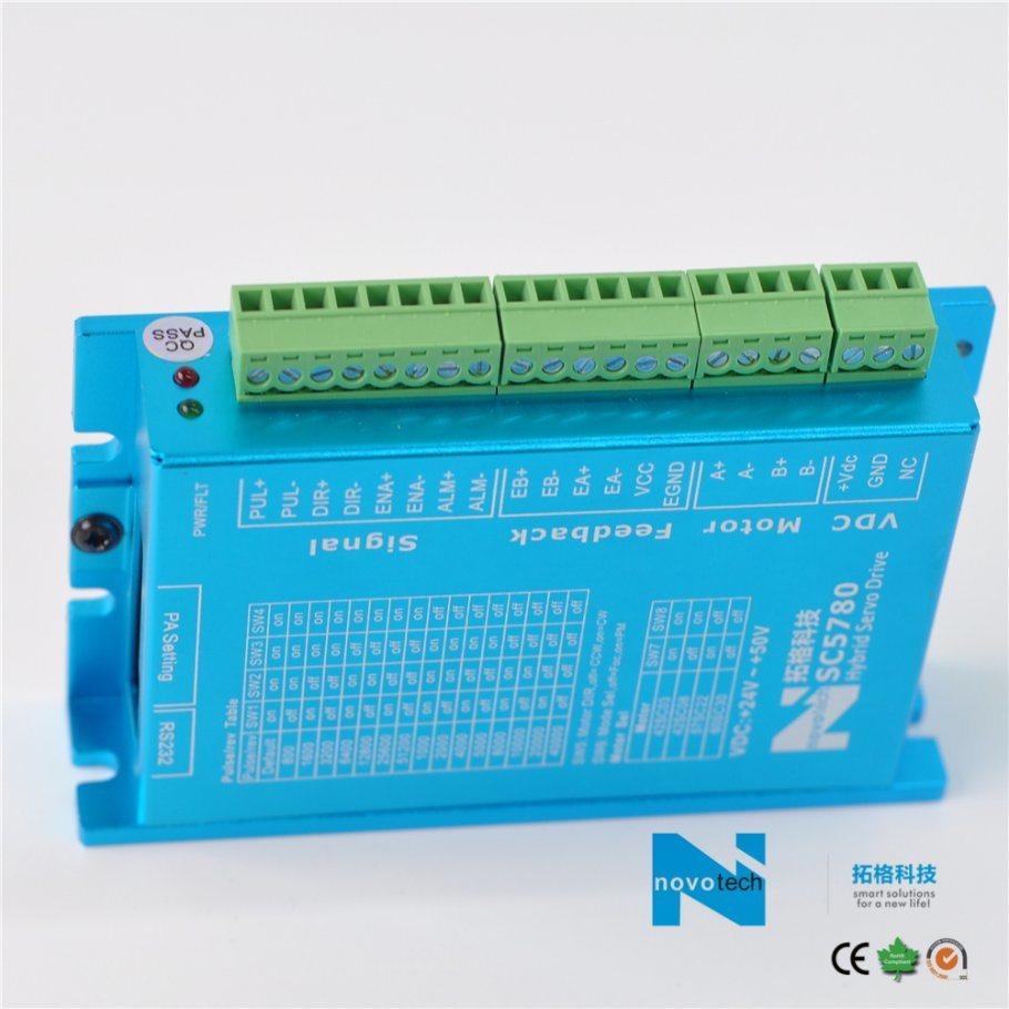 Simple Micro Stepper Motor Driver for NEMA Motor