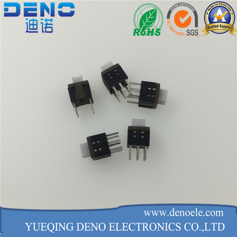 5.8 Slide Feet 6 Pin Push Switch