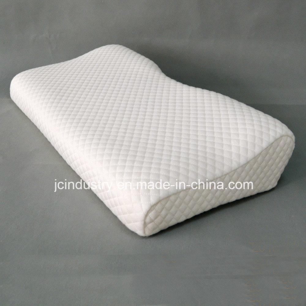 B Shape Contour Memory Foam Pillow