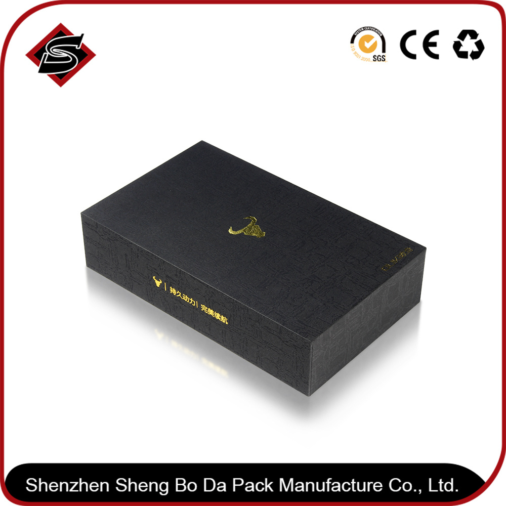 Colorful Printing Custom Paper Packaging Box for Electronic Products