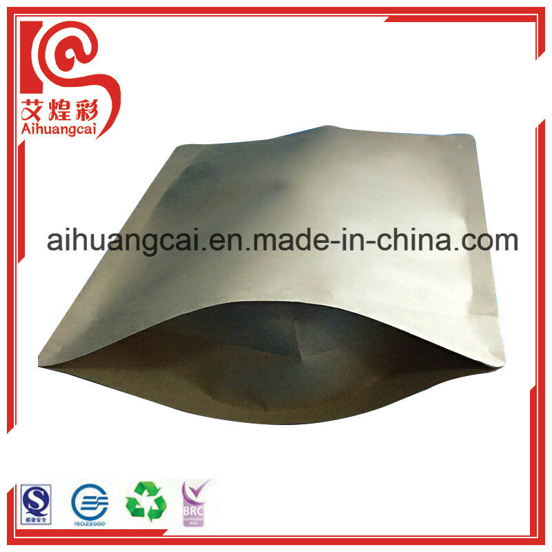 Kraft Paper Aluminum Foil Plastic Composite Bag