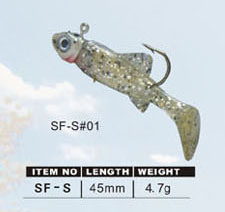 Fishing Plastic Soft Lure