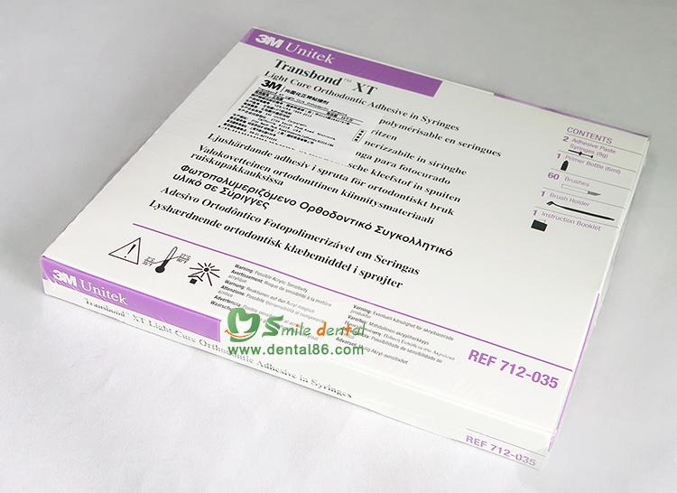 3m Unitek Transbond Xt Light Cure Adhesive & Primer
