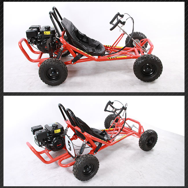 196cc 4 Stroke Single Cylinder Aircooled Go Kart