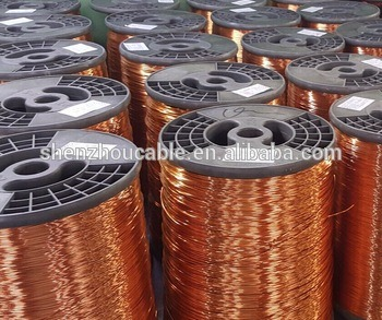 Household Application Enamel Insulated Aluminum Magnet Wire