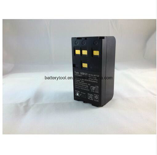 Leica Geb 121 Battery Pack