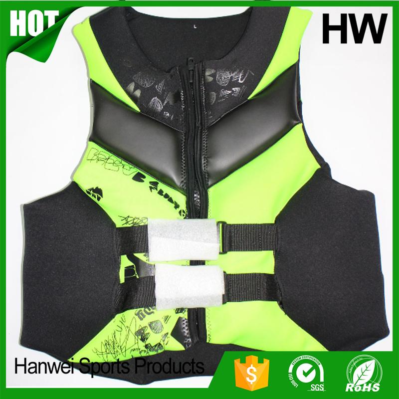 Factory Outlet Unisex Fishing Neoprene Life Jacket Vest (HW-LJ019)