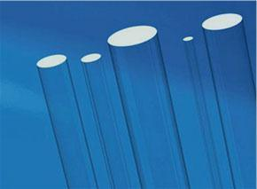 Glass/Transparent/Clear/High Purity Quartz/Silica Rod
