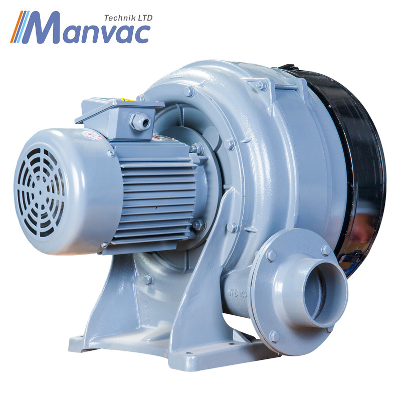 3HP Electric Medium Pressure Air Blower for Furnance