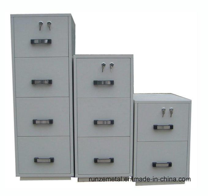 Fire Resistant Filing Cabinet, Metal Cabinet