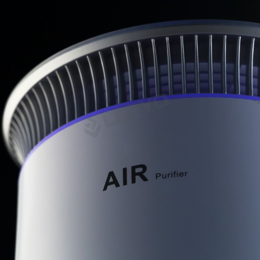 HEPA Filter Air Purifier Aroma Diffuser