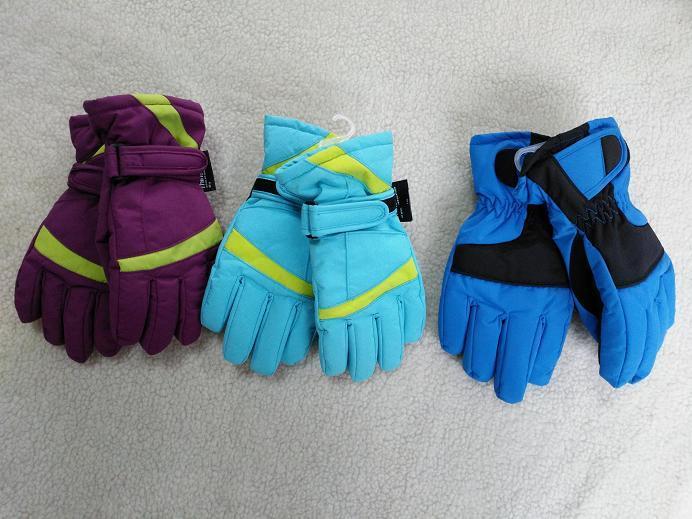 Kids Ski Glove/Children Ski Glove/Detox Glove/Okotex Glove