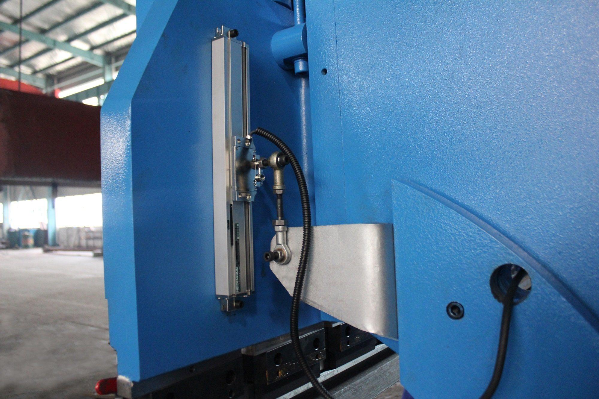 Hydraulic Bender Press Brake (WC67Y-100/2500)