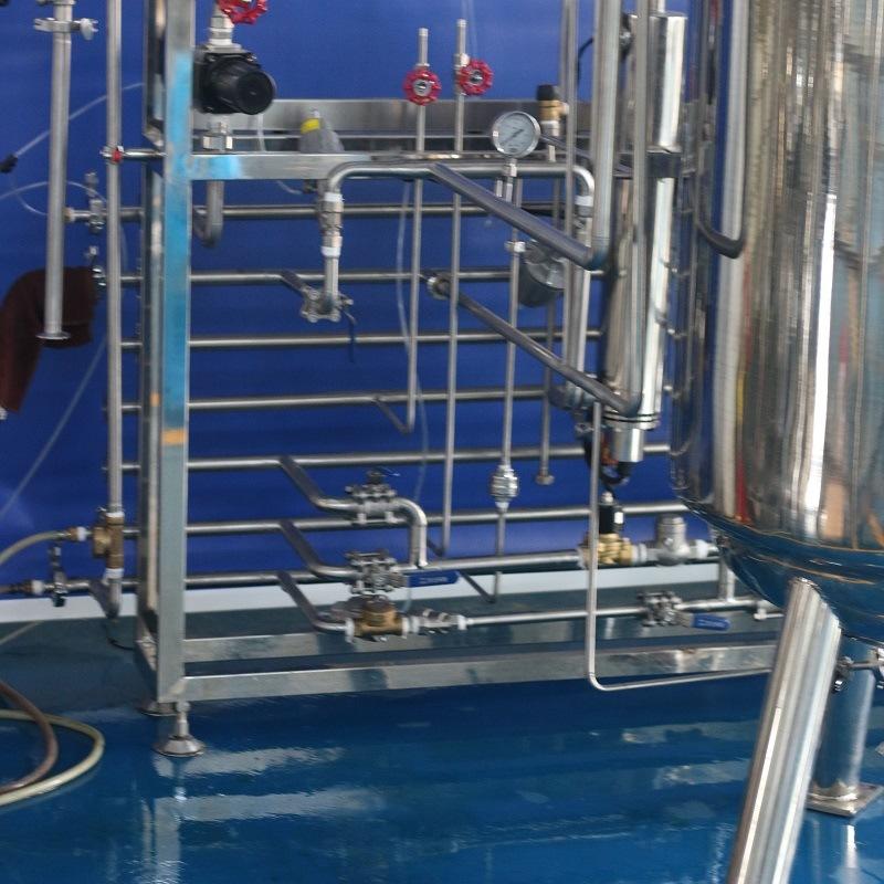 500 Liters Stainless Steel Bioreactor