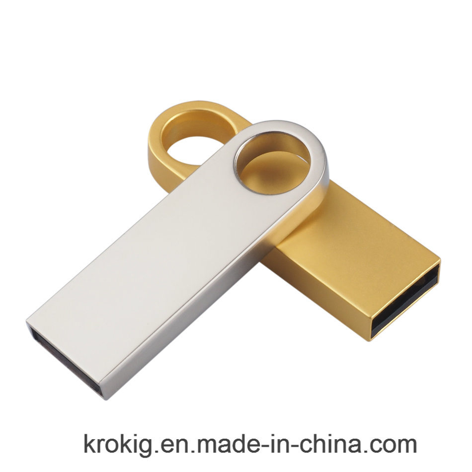 High Quality Metal USB Flash Drive Mini Pen Drive
