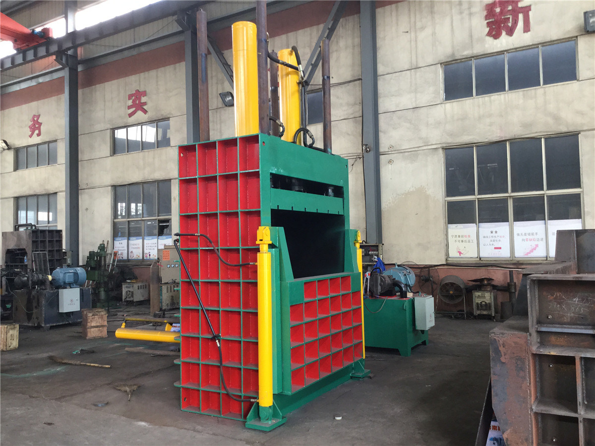 Y82 Series Hydraulic Vertical Packing Machine