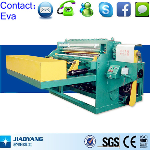 Fully Automatic Welding Wire Mesh Machine (JY GWC-2100A)