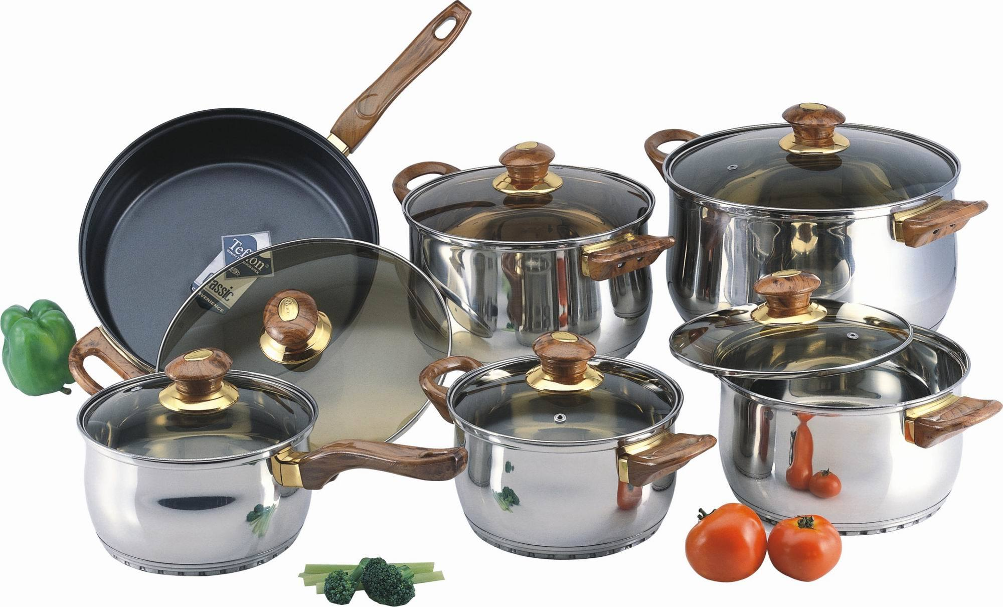 Photos of emeril pots and pans set