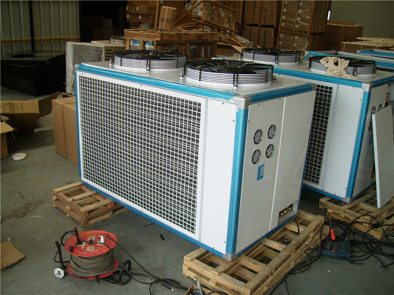 Water Cooling System Chiller Box Type Water Chiller