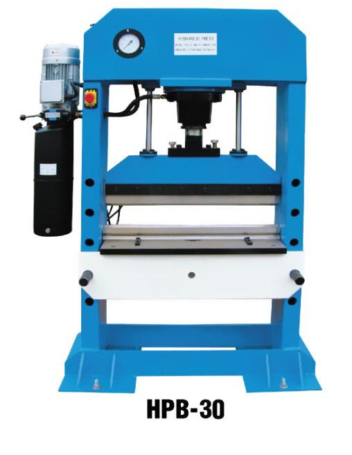 Hydraulic Press Bending Machine (Hydraulic Press Bender HPB50 HPB63)