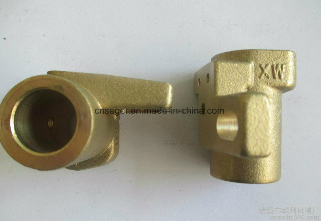 China Cast Brass Iron Aluminum Staimless Steel Casting Factory Foundry