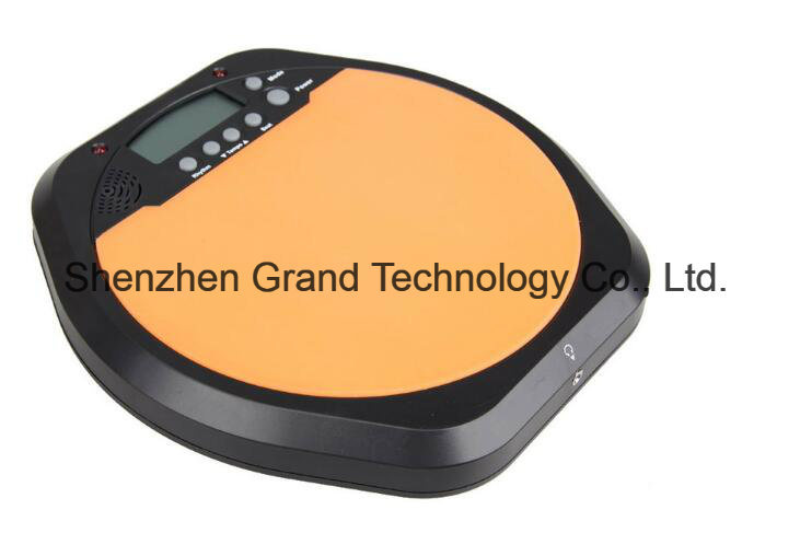 Digital Electronic Practice Drum Pad Metronome / Musical Instruments