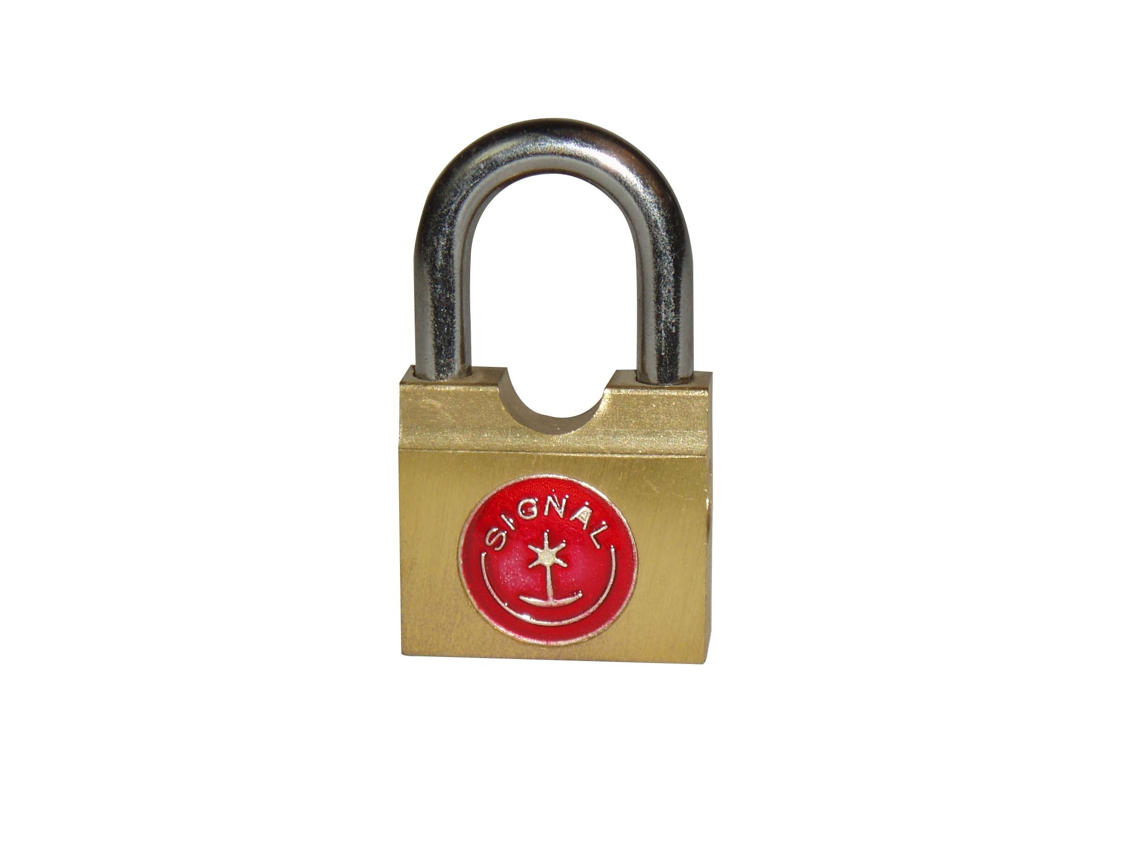 High Quality Side-Opening Brass Padlock From China