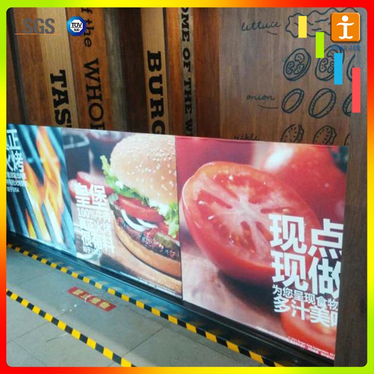 HD Digital Vinyl Banner Printing for Mall Advertising