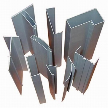 Aluminium alloy profile 2