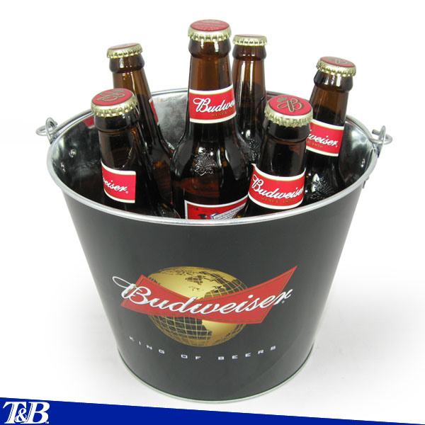 Metal Beer Bucket  China Beer Bucket, Galvanized Metal Bucket