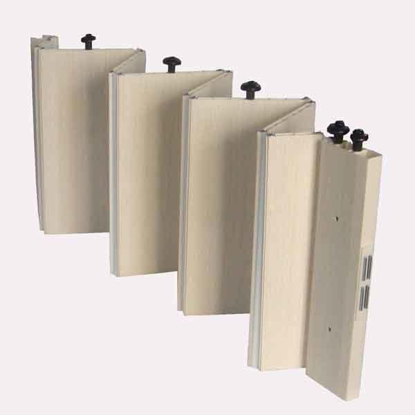 China Plastic Pvc Folding Door China Pvc Door Plastic Folding Door
