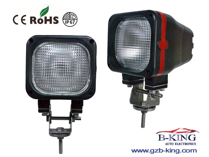 IP67 55W HID Work Lamp