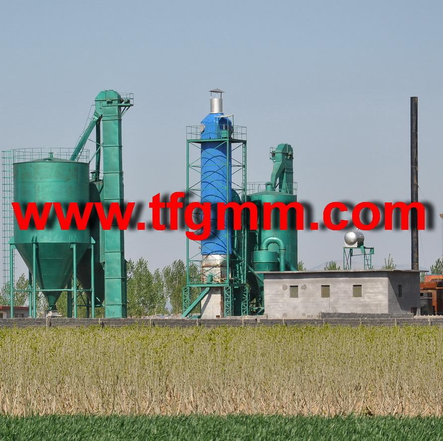 High Tech Gypsum Powder Machine