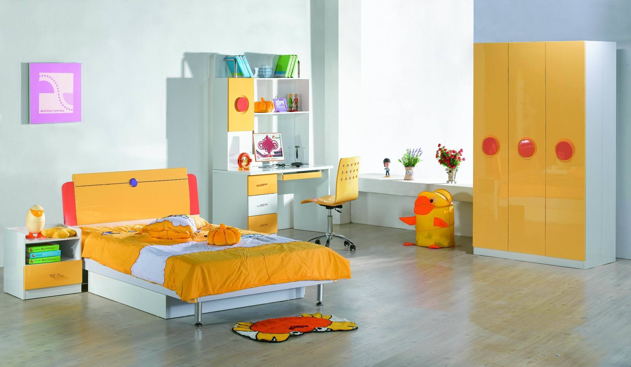 China Children Bedroom Furniture 508 China Children Furniture