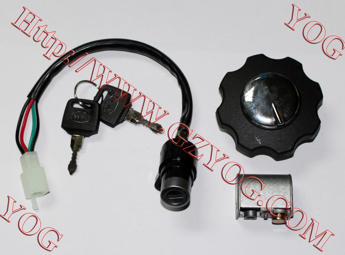 All Kind of Spare Parts for FT125-Headlight Faro Delantero